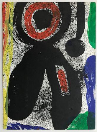 Illustrated Book Miró - Joan Miro - Oeuvre gravé et lithographié (1969)