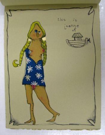 Illustrated Book Hattingh - Joanne of Ark