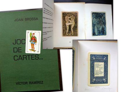 Illustrated Book Brossa - Joc de Cartes