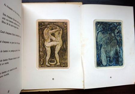 Illustrated Book Brossa - Joc de Cartes - Joan Brossa - Victor Ramírez