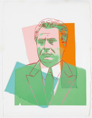 Screenprint Warhol - John Gotti