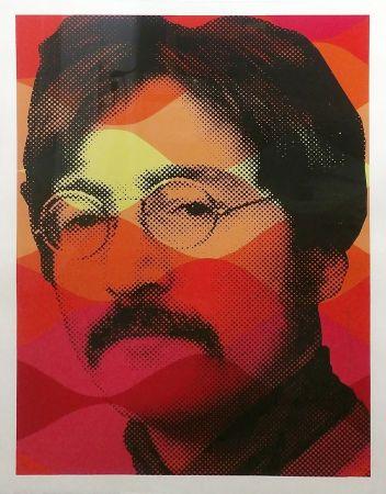 Screenprint Mr Brainwash - John Lennon