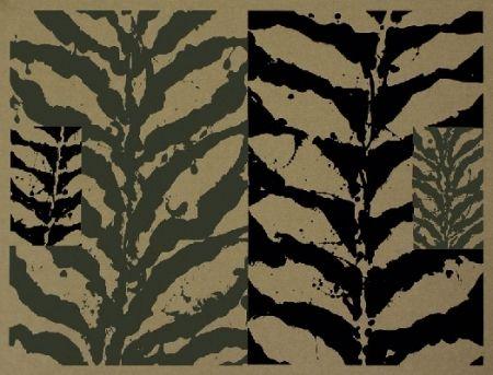 Screenprint Titus Carmel - Jungle