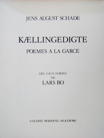 Engraving Bo - Kaellingedigte, Poèmes à la grâce