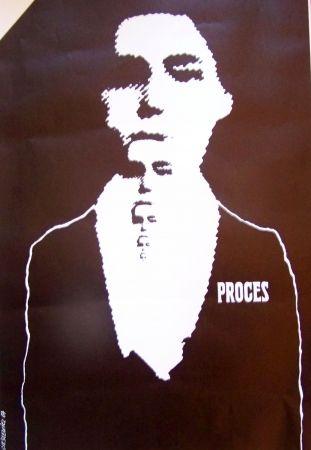 Poster Cieslewicz  - Kafka