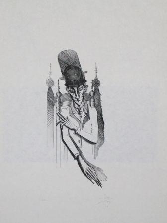 Etching Ponc - Kafka 7