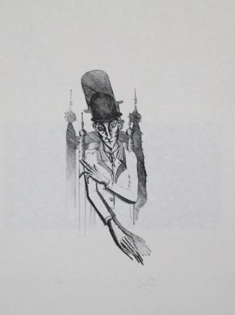 Etching Ponç - Kafka 7