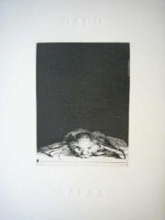 Drypoint Dado - Kafka le Terrier 1
