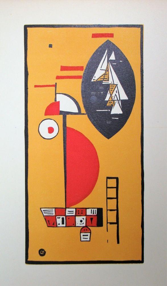 Illustrated Book Kandinsky - Kandinsky by Will Grohmann