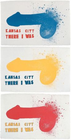 Lithograph Dine - Kansas City (3 sheets)