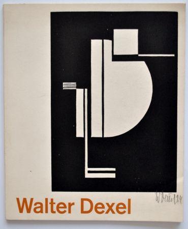 Woodcut Dexel - Katalog Museum Braunschweig 1962 signiert