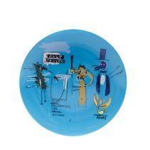 Ceramic Basquiat - Keep frozen