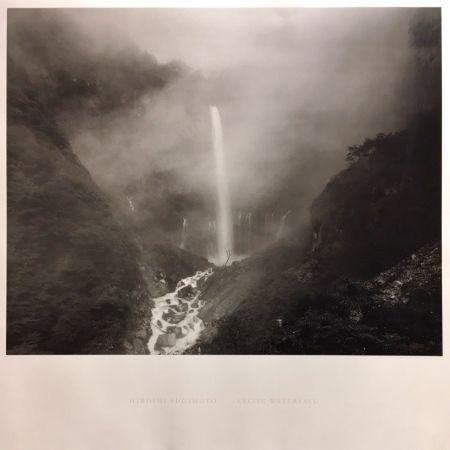Lithograph Sugimoto - Kegon Falls
