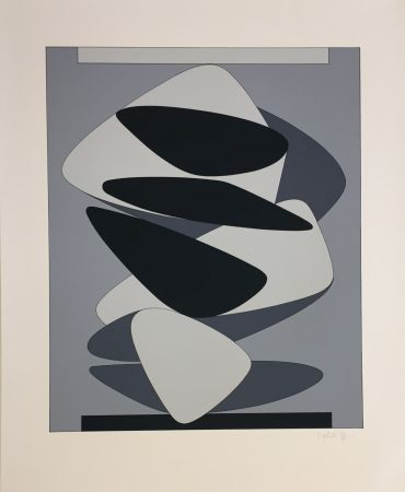 Multiple Vasarely - Kervilahuen-BL