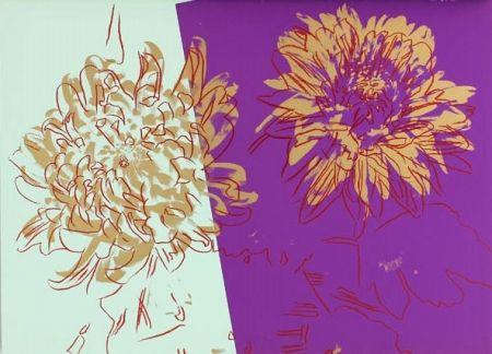 Screenprint Warhol - Kiku