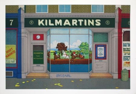 Lithograph Moritz - Kilmartins