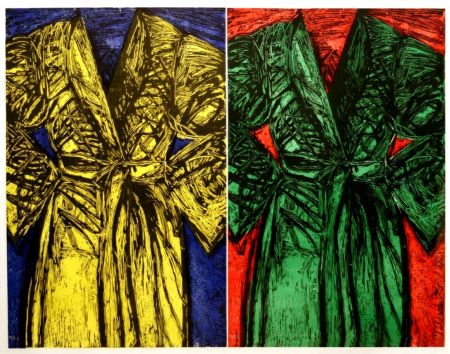 Woodcut Dine - Kindergarten Robes