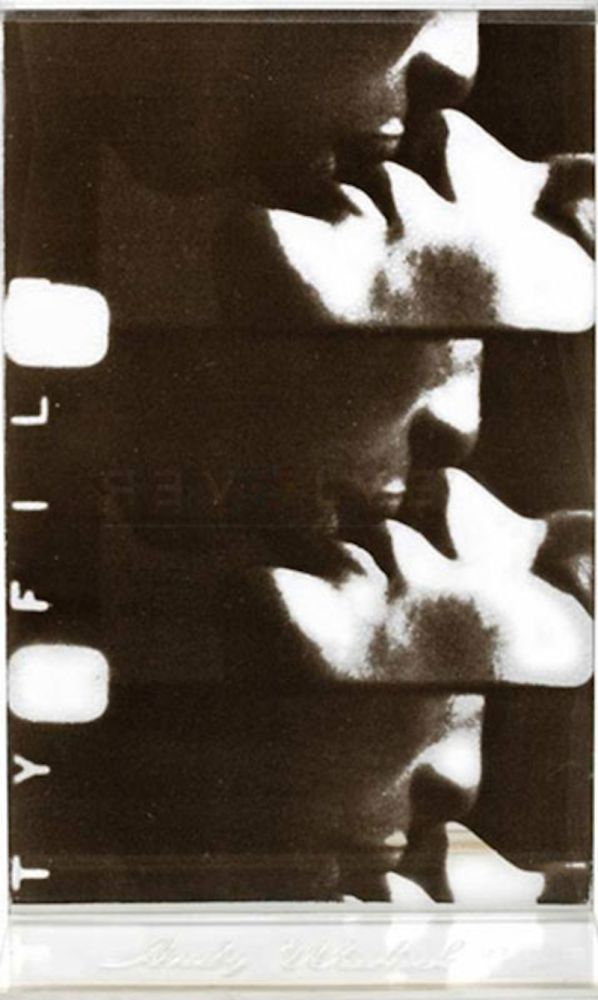 Screenprint Warhol - Kiss (FS II.8)