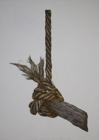 Lithograph Siegert - Knoten