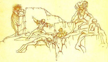 Illustrated Book Clerici - Kouros