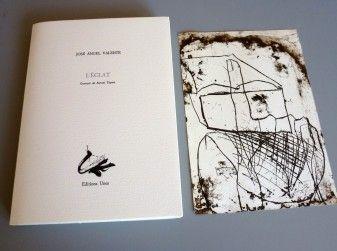 Illustrated Book Tapies - L'éclat - Tàpies