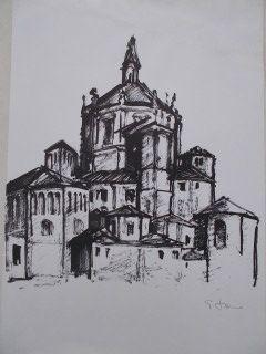 No Technical Sarno - L'église