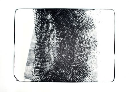 Lithograph Hartung - L-10