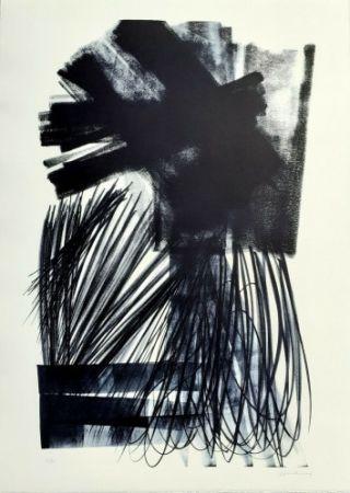 Lithograph Hartung - L-17-1973,