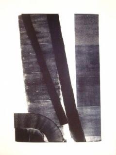 Lithograph Hartung - L-28