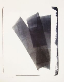 Lithograph Hartung - L-45