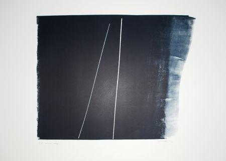 Lithograph Hartung - L-50-1973