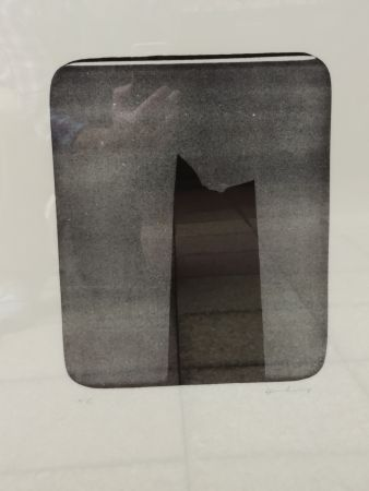 Lithograph Hartung - L20a