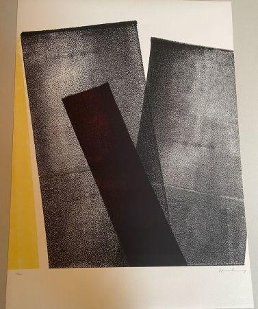 Lithograph Hartung - L 10