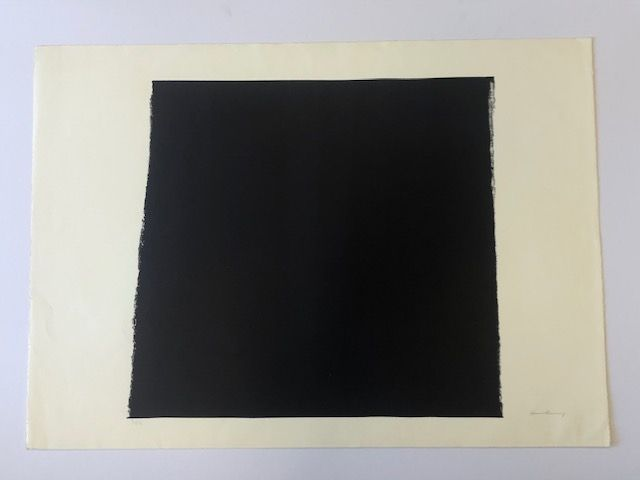 Lithograph Hartung - L 15   1973
