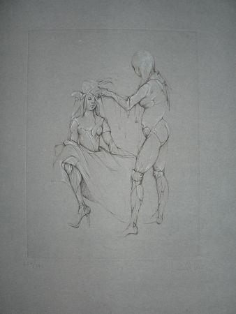 Etching Fini - L' habillage