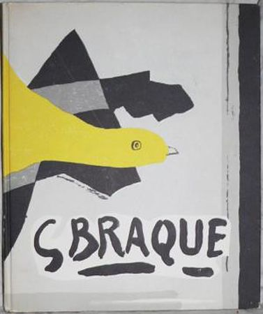 Illustrated Book Braque - L' Oeuvre Graphique de Georges Braque (1961)
