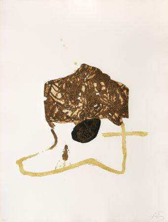 Etching Tàpies - La Botte