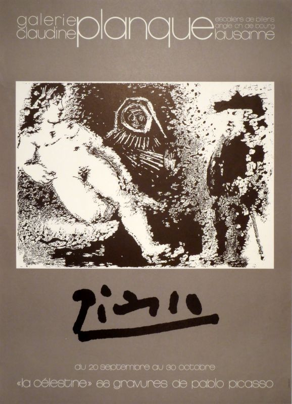 Poster Picasso -