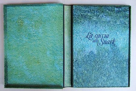 Illustrated Book Baj - La caccia allo Snark