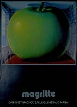 Offset Magritte - La Chambre d'Ecoute Galerie Isy Brachot