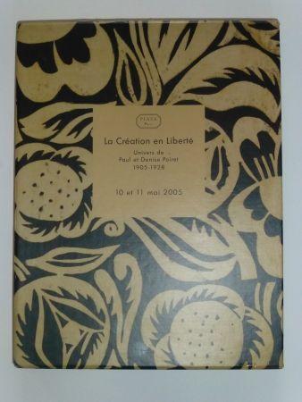 No Technical Poiret - La Création en Liberté , univers de Paul et Denise POIRET 1905 - 1928