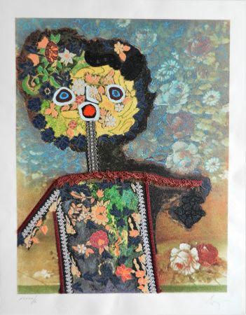Multiple Baj - La dama di fiori