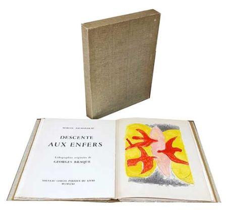 Illustrated Book Braque - La descente aux enfers