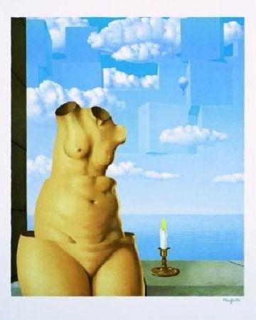 Lithograph Magritte - La Folie des Grandeurs II, 1948-1949