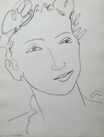 Offset Matisse - La Garconne