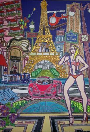No Technical Fanny - L.A girl in Paris