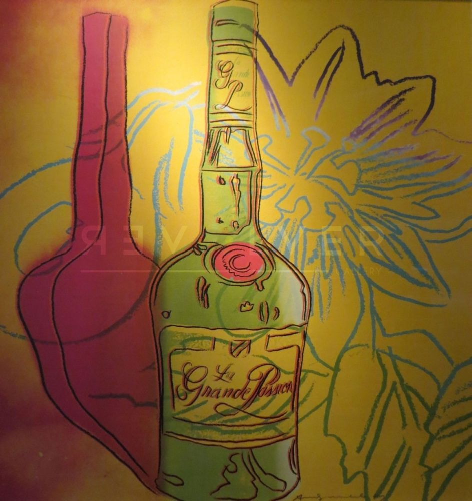Screenprint Warhol - La Grande Passion (FS IIIB.28)