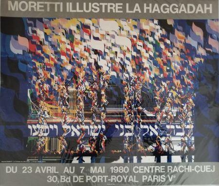 Poster Moretti - La Haggadah
