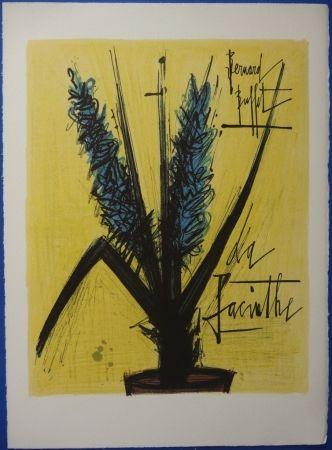 Lithograph Buffet - La Jacinthe