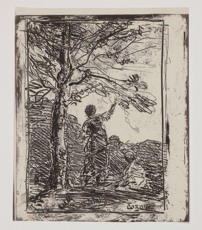 No Technical Corot - La jeune Fille et la Mort (The Maiden and the Death)